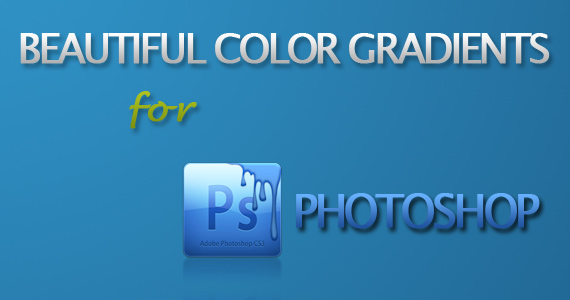 title-beautiful-color-gradients