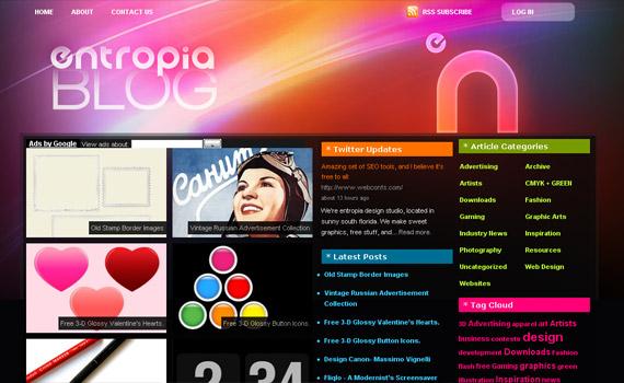 entropia-blog-web-design-inspiration