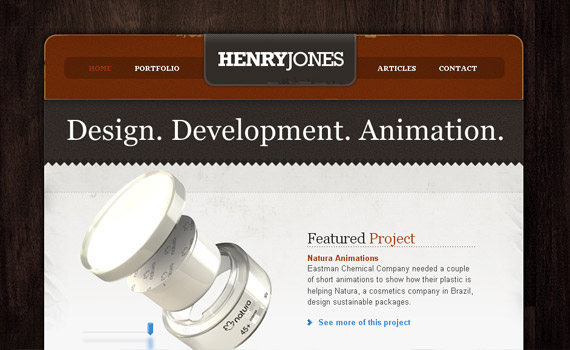 henry-jones-web-design-inspiration