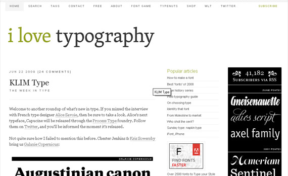 i-love-typography-webdesign-inspiration