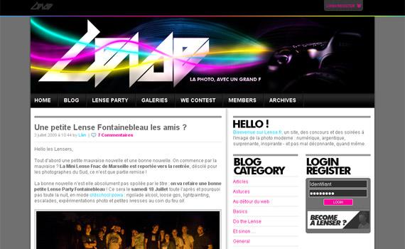 lense-web-design-inspiration