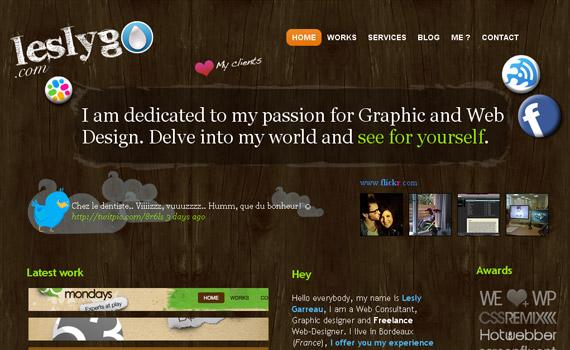 leslyg-web-design-inspiration