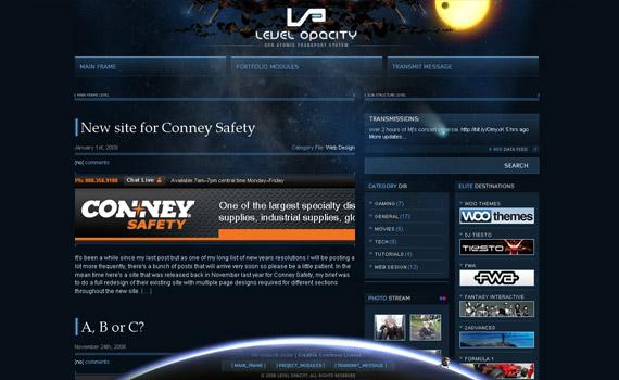 level-opacity-web-design-inspiration