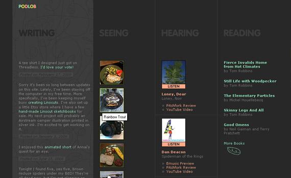 podlob-web-design-inspiration