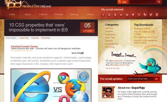 productive-dreams-web-design-inspiration