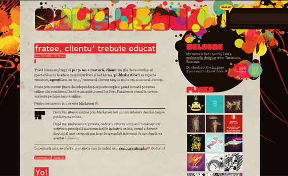 raduceuca-web-design-inspiration
