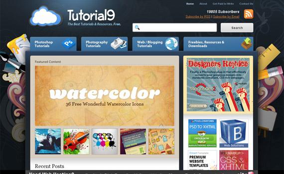 tutorial9-web-design-inspiration