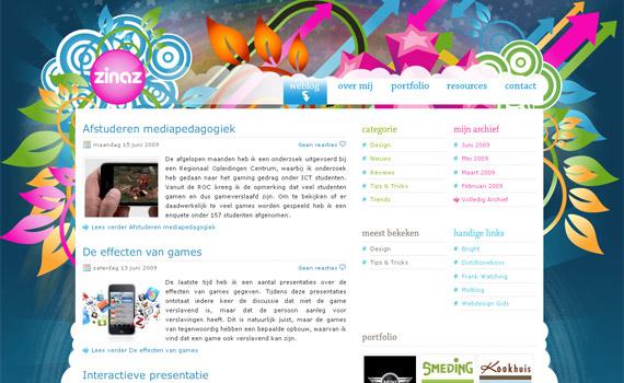 zinac-web-design-inspiration