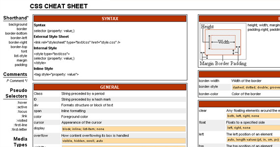 css-cheat-sheet-reference-guide