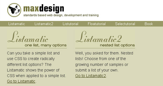 max-design-tutorial-web-site-learning
