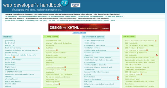 web-developers-handbook-free-resources