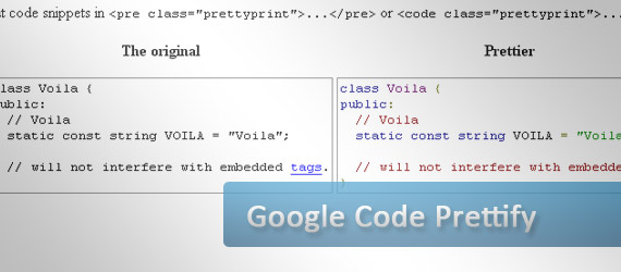 google-code-prettify-javascript-syntax-highlighter