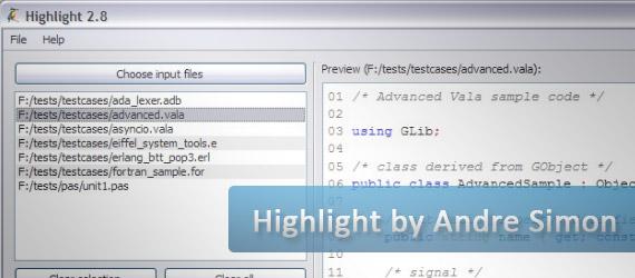 highlight-andre-simon-syntax-highlighter