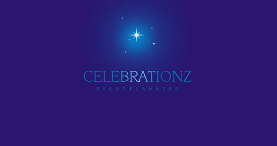 celebrationz-creative-gradient-3d-logo-design