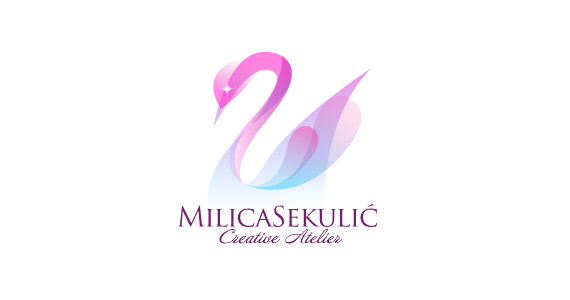 crative-atelier-creative-gradient-3d-logo-design