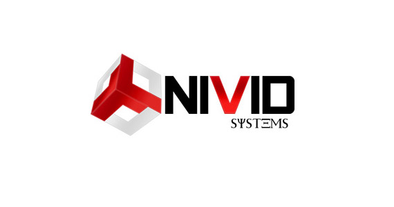 nivid-systems-creative-gradient-3d-logo-design