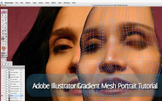 Infographic tutorial illustrator cs3 gradient tool