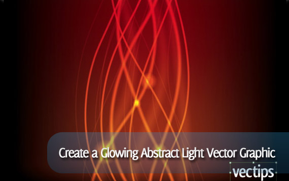 create-glowing-abstract-light-vector-graphic-illustrator-tutorial