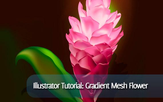 gradient-mesh-flower-illustrator-tutorial