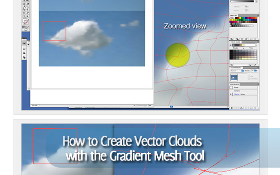 how-to-create-vector-clouds-gradient-mesh-tutorial