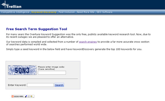 free-search-term-suggestion-tool