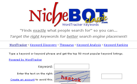 niche-bot-free-helpful-keyword-research-tool