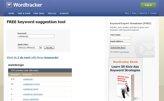 wordtracker-free-helpful-keyword-research-tool