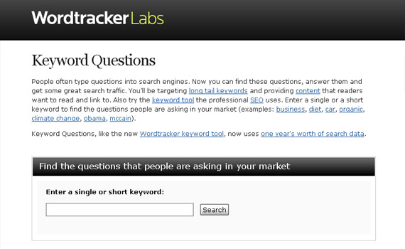 wordtracker-keyword-questions-free-research-tools