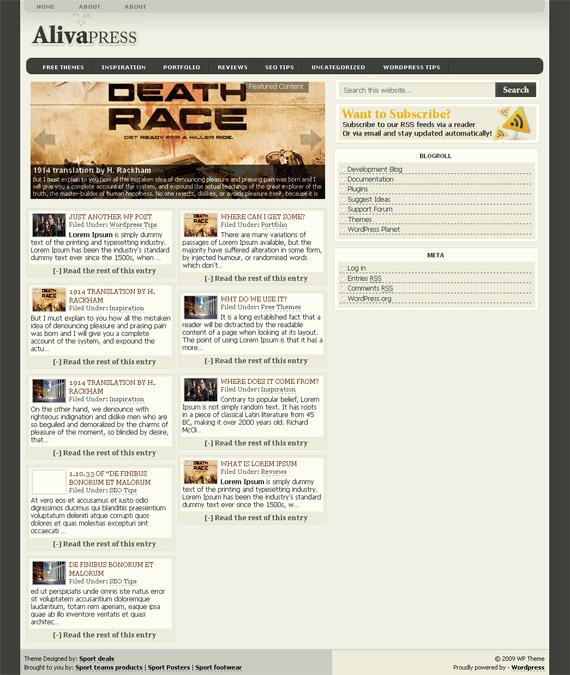 aliva-press-magazine-free-wordpress-theme-for-download