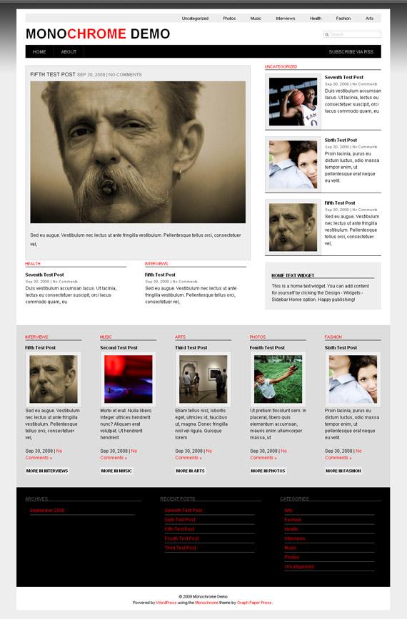 monochrome-magazine-free-wordpress-theme-for-download