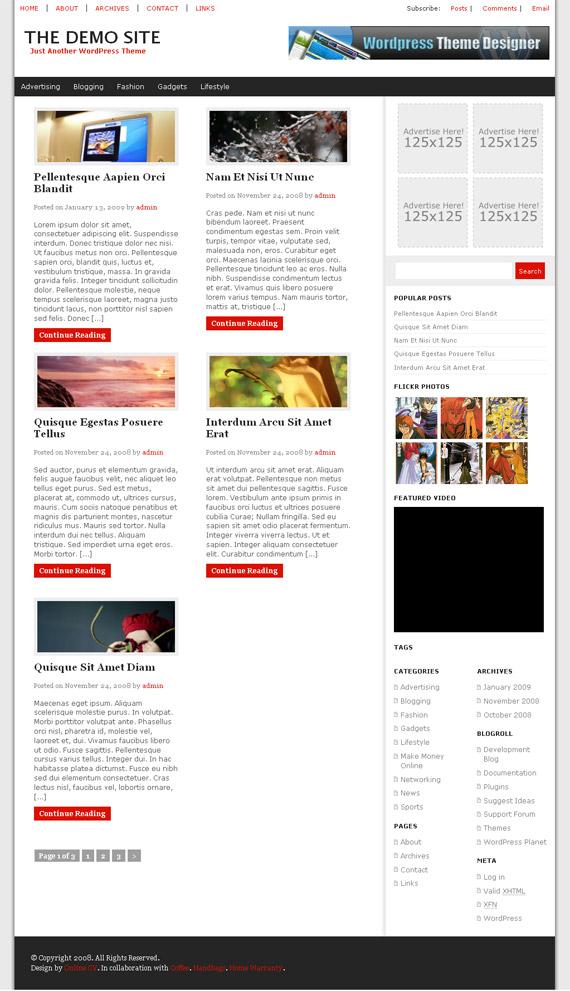Index of /wp-content/uploads/2009/08/magazine-news-wordpress-themes