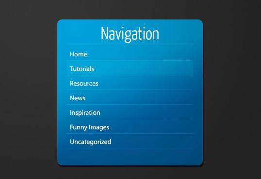 clean-blue-menu-photoshop-navigation-tutorial
