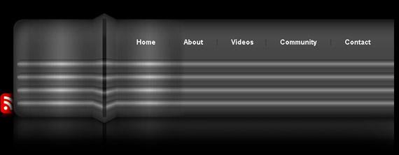 metallic-header-photoshop-navigation-tutorial