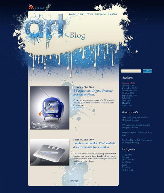 art-blog-photoshop-web-layout-tutorial