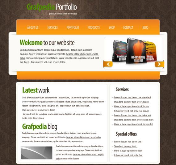 awesome-portfolio-photoshop-web-layout-tutorial