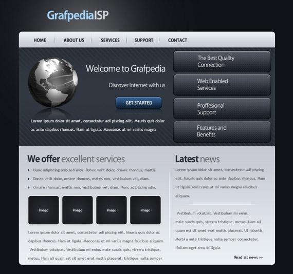 communication-photoshop-web-layout-tutorial
