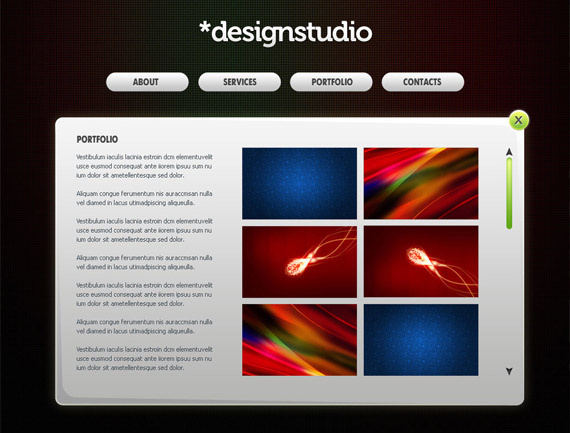 creative-studio-photoshop-web-layout-tutorial