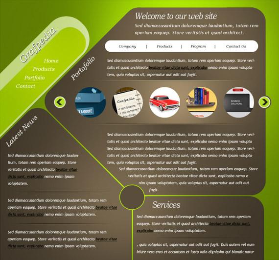creative-unusual-photoshop-web-layout-tutorial