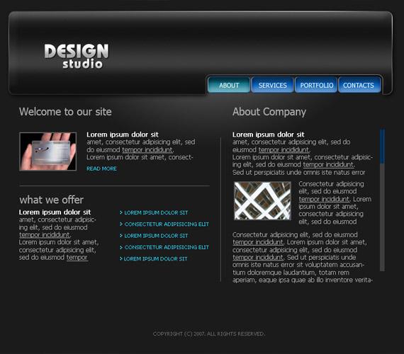 designing-studio-photoshop-web-layout-tutorial