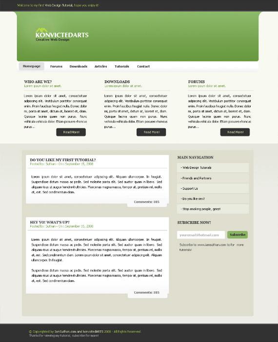 konvicted-arts-photoshop-web-layout-tutorial