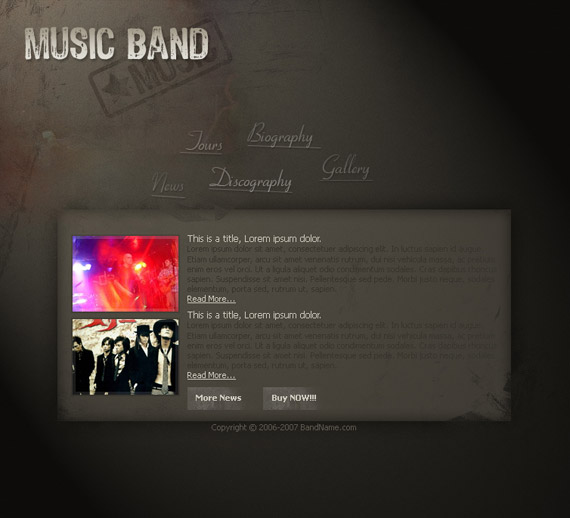 music-band-photoshop-web-layout-tutorial