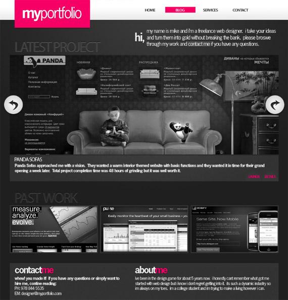 my-portfolio-photoshop-web-layout-tutorial-1