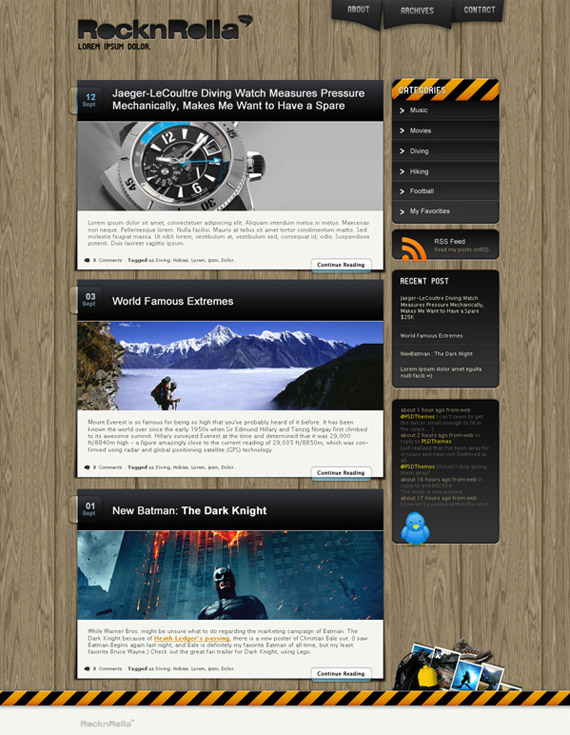 rock-n-rolla-photoshop-web-layout-tutorial