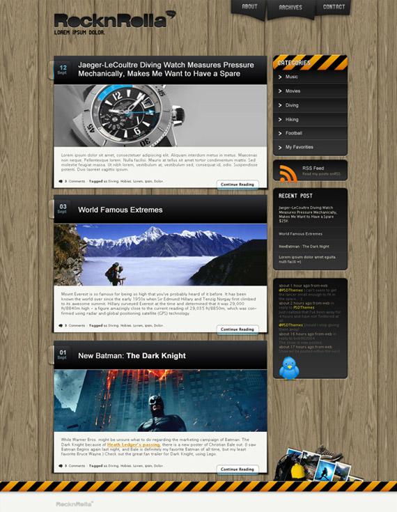 rock-n-rolla-photoshop-web-layout-tutorial