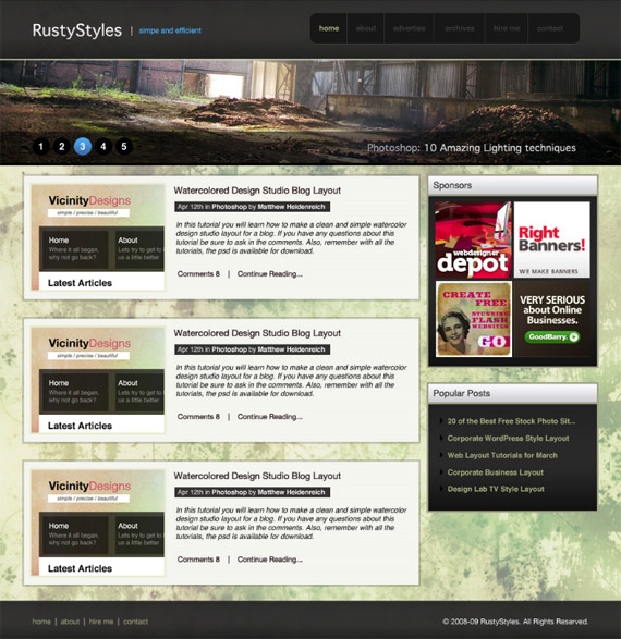 rustystyles-photoshop-web-layout-tutorial
