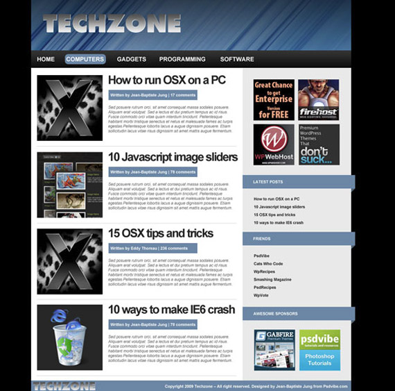 techzone-photoshop-web-layout-tutorial