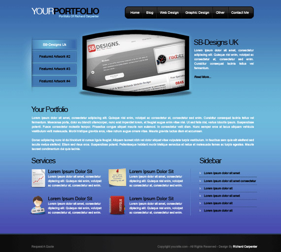 your-portfolio-photoshop-web-layout-tutorial