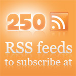 250+ RSS Feeds For Every Graphic, Web Designers And Bloggers To Subscribe To