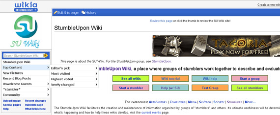 wikia-technology-stumbleupon
