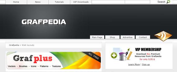 grafpedia-photoshop-web-layout-tutorial-website
